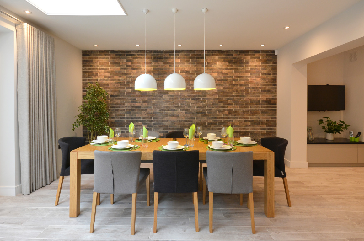 The Interiors Work Including The New Kitchen, All Bathrooms, Finishes  Throughout, Lighting And Small Power Layouts/design, As Well As The Design  And ...